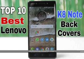 best back cover for lenovo k8 note
