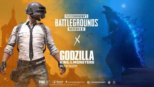 PUBG Mobile Godzilla Location