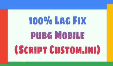 User Custom.ini Pubg Mobile Download