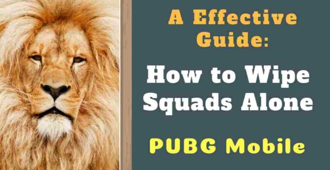 How To Clutch in Pubg Mobile?