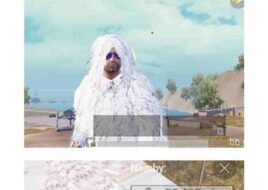 How to get White Ghillie Suit in Pubg Mobile Training Room