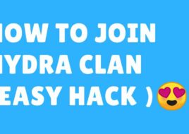 How to Join Hydra Clan