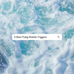 5 Best Pubg Mobile Triggers to Buy in India for 2020