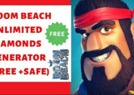 Boom Beach Diamonds Generator